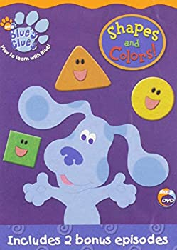 Blue s Clues - Shapes And Colors