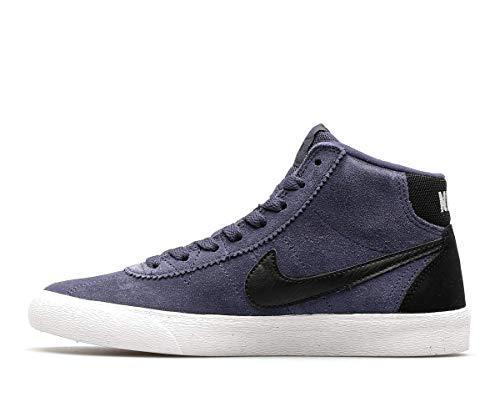Nike Wmns SB Bruin Hi, Scarpe da Fitness Donna, Multicolore (Thunder Blue/Black 400), 40 EU