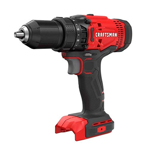 CRAFTSMAN CMCD700 V20 20-Volt Max 1/2-in Cordless Drill Driver (Tool Only, Battery/Charger NOT included)