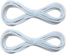 True Choice Cord Loops Fits All Major Brands Like Hunter Douglas, Levolor, Kirsch, Graber, Bali, Used On Most Cellular and Pleated Shades (2.7 mm) (4 Ft.) (2 Pack)