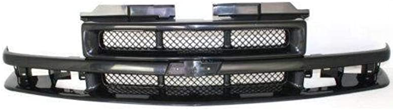 Best 2000 s10 grille assembly Reviews