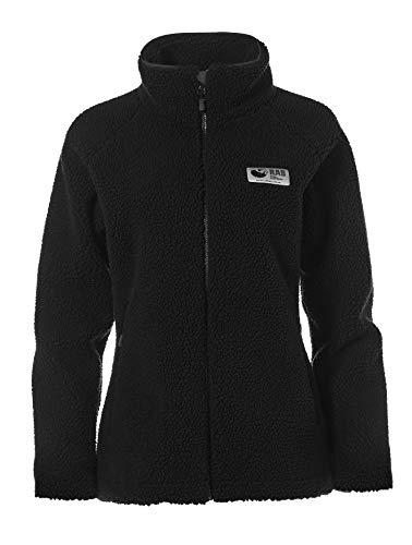 RAB Womens Original Pile Jacket Black (UK Size 14)