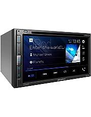 カロッツェリア(パイオニア) カーオーディオ AppleCarPlay AndroidAuto対応 2DIN CD/DVD/USB/Bluetooth FH-8500DVS