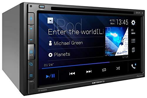 カロッツェリア(パイオニア) カーオーディオ AppleCarPlay AndroidAuto対応 2DIN CD/DVD/USB/Bluetooth FH-...