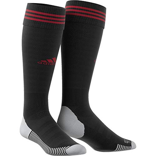 adidas Unisex Erwachsene Adi 18 Socks, black/power red, 43-45