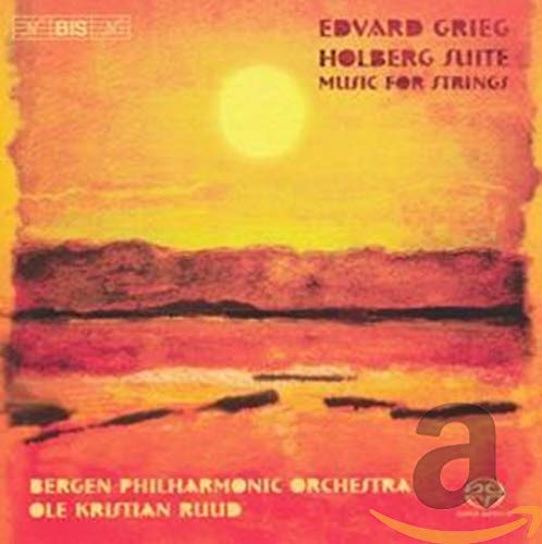 Price comparison product image Grieg: Holberg Suite / Music for Strings
