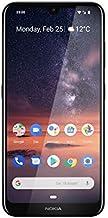 هاتف نوكيا 3.2 تى ايه -1164 بشريحتي اتصال - مساحة تخزين 64 جيجا، 3 جيجا رام، الجيل الرابع ال تي اي 6.26 Inch TA-1164