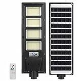 SISHUINIANHUA 280/560/840/1120 LED Lámpara Solar LED Luz de...