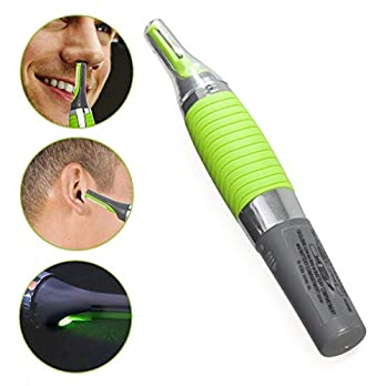 keton All-in-One Mini Personal Hair Remover Trimmer with In-Built LED Light