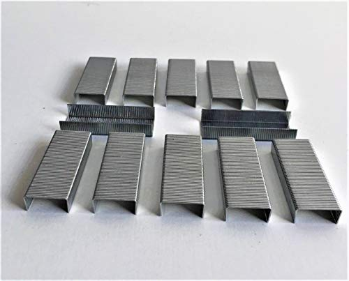 10.000 Heftklammern 24/6 tackerklammern Handtackerklammern für den Büro Tacker Größe