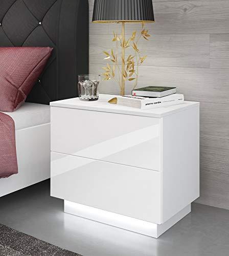 123home24 -  .com Nachttisch LED