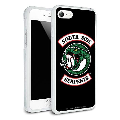 Riverdale South Side Serpents Protective Slim Fit Hybrid Rubber Bumper Case Fits Apple iPhone 8, 8 Plus, X, 11, 11 Pro,11 Pro Max