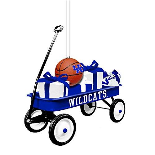Team Sports America Kentucky Team Wagon Ornament
