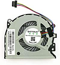 QUETTERLEE Replacement New CPU Cooling Fan for HP Pavilion X360 Envy 15-U 13-A 13-B 15-U011D 15-u010dx 15-u483cl 15-U010DX 13-A010dx 013CL 13-b116tu Series, 776213-001 779598-001 776215-001 Fan