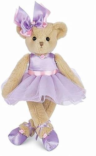 Beabagueton Bears Tootsie Tutu violet Ballerina by Beabagueton Bears