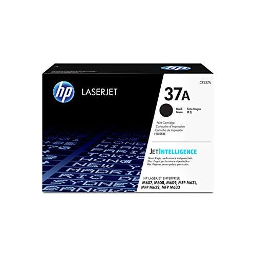 HP 37A | CF237A | Toner Cartridge | Black