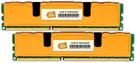 4GB Kit [2x2GB] DDR2-667 (FB-DIMM) Memory RAM Upgrade for The Dell Poweredge 2900 III Server Memory