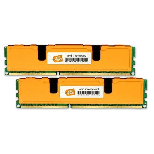 4AllDeals 8GB (4x2GB) Memory RAM Fully Buffered PC5300 667MHz 1.8V 240PIN DIMM (DDR2-667MHz 240-pin DIMM) Server Memory