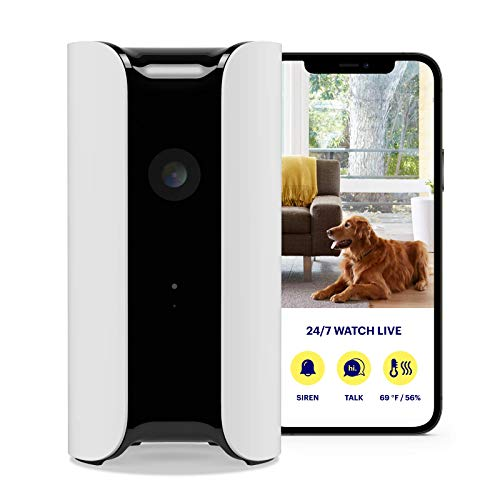 Preisvergleich Produktbild Canary All-in-One Sicherheitssystem mit HD-Kamera - Weiß,  CAN100EU6WT