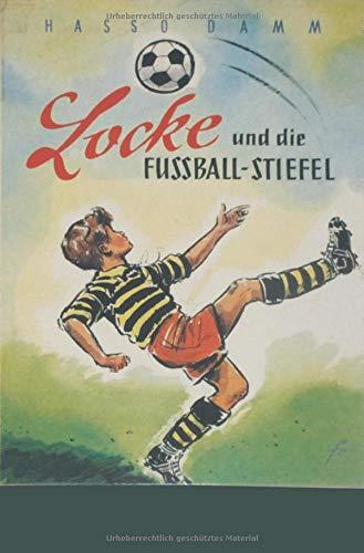 Locke und die Fußballstiefel: Kurz geflankt und scharf geschossen