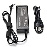 65W 741727-001 710412-001 Laptop Charger AC Adapter for HP Pavilion 15, HP Chromebook 11 14 G3 G4 G5 EE,HP TouchSmart Sleekbook,HP Pavilion X360 Convertible Laptop PC Laptop Charger Power Supply Cord -  GVKRLXZ