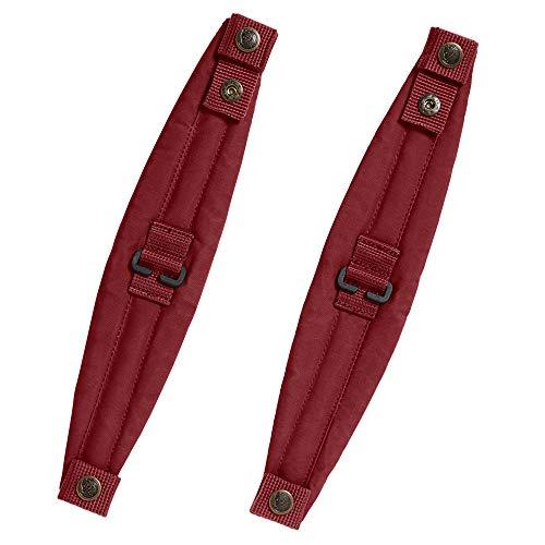 FJÄLLRÄVEN Kånken Shoulder Pads Accessoires Sacs à Dos Mixte Adulte, Ox Red, FR Unique (Taille Fabricant : OneSize)