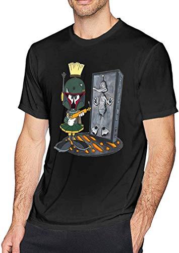Marvin The Martian No Disintegrations Men's Classic Tshirt Black,Large