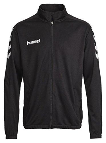 Hummel Jungen Jacke Core Poly Jacket, Black, 116