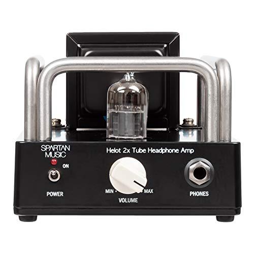 Helot - Amplificador válvula auriculares 2 unidades