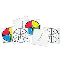 ETA hand2mind基本的な教室のセットSpinners、90のセット