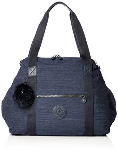 Kipling Art M reistas, 45 cm, blauw (True Dazz Navy)