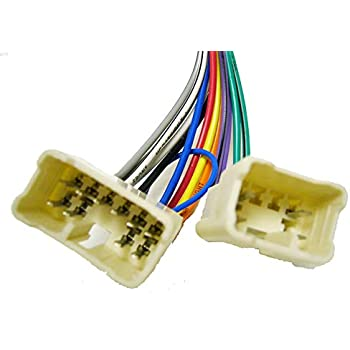 Amazon Com Carxtc Stereo Wire Harness Fits Toyota 4runner 1996 1999 Automotive