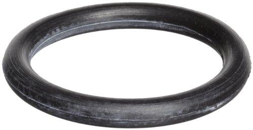 M1.5x5 Buna-N O-Ring, 70A Durometer, Black, 5mm ID, 8mm OD, 1.5mm Width (Pack of 100)