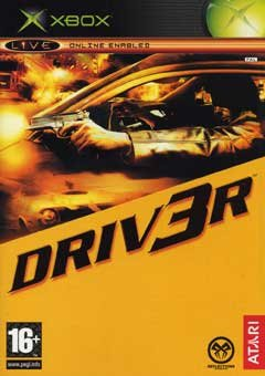 Atari Driver 3 - Xbox - Juego (ITA)