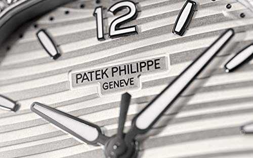 Patek Philippe Nautilus Steel7118-1200A-010 with Silvery Opaline dial
