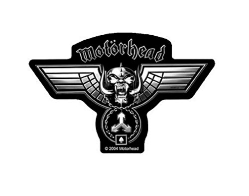 MOTORHEAD       HAMMERED CUT OUT        Patch                                                                                                                                                                                                                                                                Importación