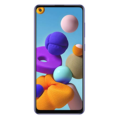 Samsung Galaxy A21s 3GB 128GB Blau - 5