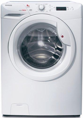 Hoover VT 912D2-30 Libera installazione Carica frontale 9kg 1200Giri/min A+++ Bianco lavatrice