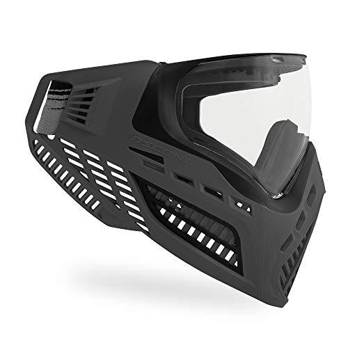 Virtue VIO Ascend AF Paintball Maske mit Anti-Beschlag Glas - Grau