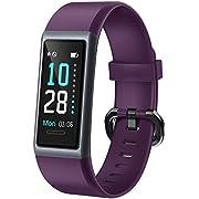 Willful Fitness Armband,Smartwatch Fitness Tracker mit Pulsuhr 14 Trainingsmodi Fitness Uhr Wasserdicht IP68 Schrittzähler Uhr Schlafmonitor Stoppuhr für Damen Herren Anruf SMS SNS Beachten