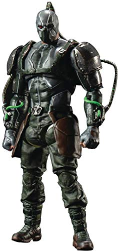 Hiya Toys Injustice 2: Bane 1: 18 Scale Action Figure, Multicolor