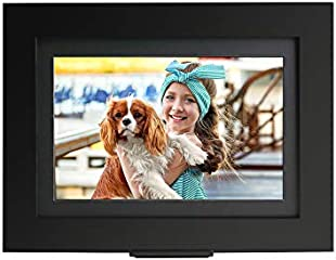 Save on Brookstone digital photo frames
