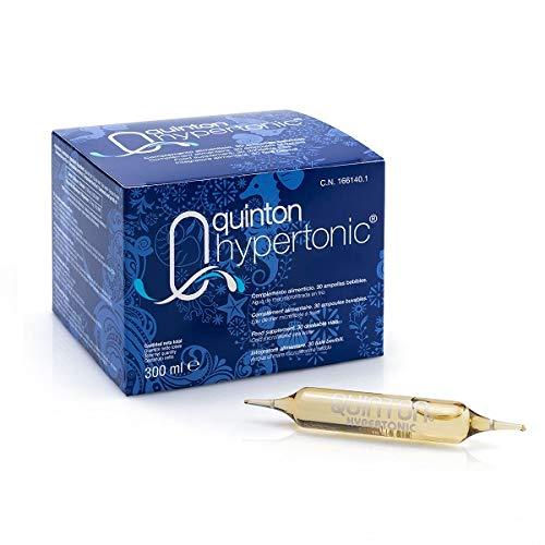 LABORATOIRES QUINTON - Quinton Hypertonic 30 Ampoules - L'unité
