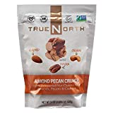 TrueNorth Almond Pecan Cashew Clusters Net Wt 24 Oz (680g) (Pack of 2)...