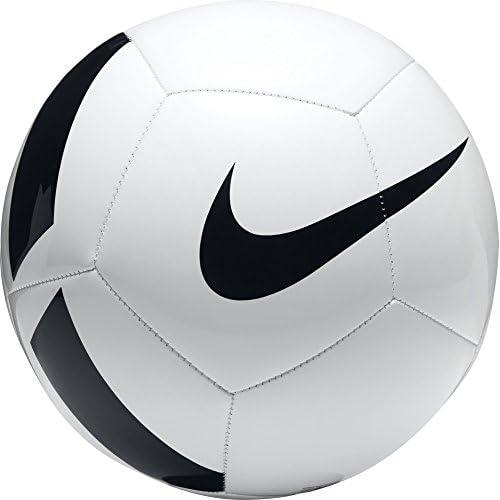 Nike Nk Ptch Team, Pallone Unisex, Bianco (White / Black), 5