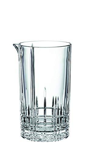Spiegelau & Nachtmann, Mixingglas/Rührglas für Cocktails, 630 ml, Kristallglas, Perfect Serve, 4500152