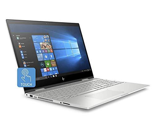 "HP ENVY x360 15-cn1001nl Convertible pc, i5-8265U, 8 GB di SDRAM, 256 GB, NVIDIA GeForce MX150, Schermo 15,6"" FHD IPS Touchscreen, Argento"