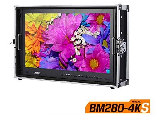 LILLIPUT BM150-4KS Carry-on//Rackable 4K Broadcast Monitor HDR 3D-LUT Anton Ba