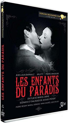 Les Enfants du Paradis [Francia] [DVD]