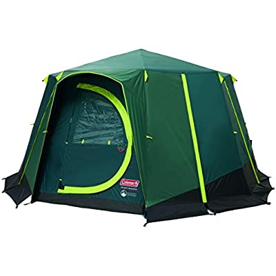 ➤ Cheap 'Coleman Tent Octagon Blackout, 6 to 8 Man Festival